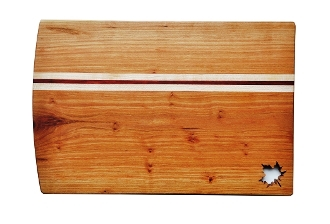 kitchen cutting board, cherry custom cutting boards
