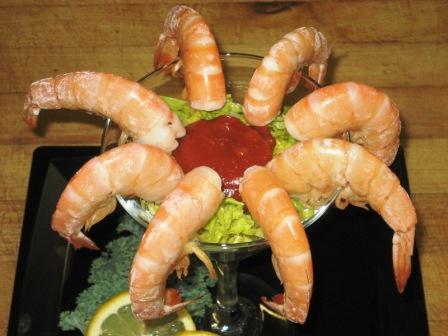 certified wild georgia shrimp, mail order gourmet food
