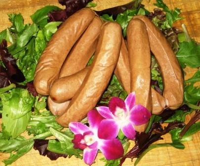 hot dogs, mail order gourmet food